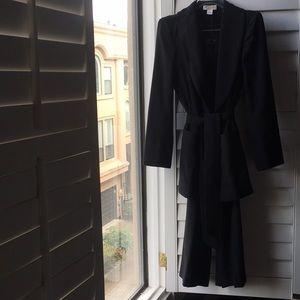 Black Talbots pant suit